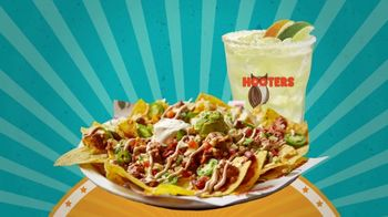 Hooters TV Spot, 'Nacho Margarita Part 2' - Thumbnail 3