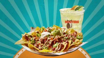Hooters Tex Mex Nachos & Legendary Margarita TV Spot, 'Nacho Margarita Part 1' - Thumbnail 1