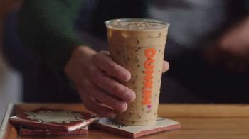 Dunkin' Donuts Ice Cream Flavored Coffees TV Spot, 'Pretend' - Thumbnail 1
