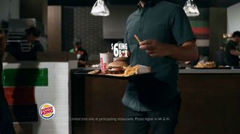 Burger King $6 King Box TV Spot, 'Now With the Angry Whopper' - Thumbnail 1