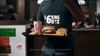 Burger King $6 King Box TV Spot, 'Now With the Angry Whopper' - Thumbnail 2