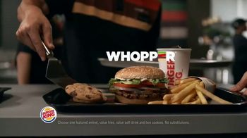 Burger King $6 King Box TV Spot, 'Now With the Angry Whopper' - Thumbnail 6