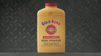 Gold Bond Body Powder TV Spot, 'Sweat Happens' - Thumbnail 5