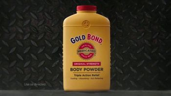 Gold Bond Body Powder TV Spot, 'Sweat Happens' - Thumbnail 6