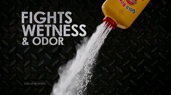 Gold Bond Body Powder TV Spot, 'Sweat Happens' - Thumbnail 7
