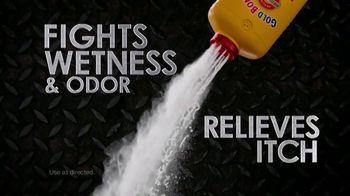 Gold Bond Body Powder TV Spot, 'Sweat Happens' - Thumbnail 8