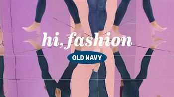 Old Navy High-Rise Rockstar TV Spot, 'Say Hi to High-Rise Denim' Song by Janelle Monae - Thumbnail 1