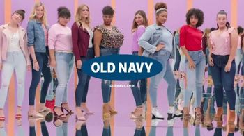 Old Navy High-Rise Rockstar TV Spot, 'Say Hi to High-Rise Denim' Song by Janelle Monae - Thumbnail 10