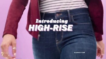 Old Navy High-Rise Rockstar TV Spot, 'Say Hi to High-Rise Denim' Song by Janelle Monae - Thumbnail 2