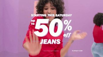 Old Navy High-Rise Rockstar TV Spot, 'Say Hi to High-Rise Denim' Song by Janelle Monae - Thumbnail 7
