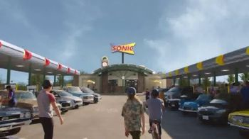 Sonic Drive-In Red Bull Slushes TV Spot, 'Jump' - Thumbnail 1