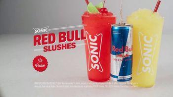 Sonic Drive-In Red Bull Slushes TV Spot, 'Jump' - Thumbnail 9
