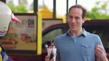 Sonic Drive-In Red Bull Slushes TV Spot, 'Jump' - Thumbnail 2