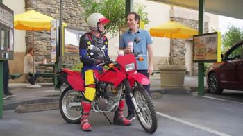 Sonic Drive-In Red Bull Slushes TV Spot, 'Jump' - 4637 commercial airings