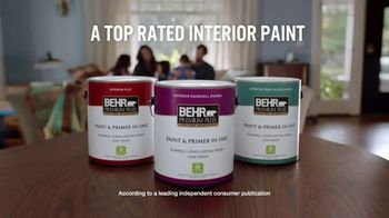 BEHR Paint Premium Plus TV Spot, 'A Job Well Done' - Thumbnail 8