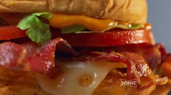 Sonic Drive-In King's Hawaiian Clubs TV Spot, 'Conch' - Thumbnail 5