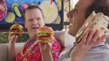 Sonic Drive-In King's Hawaiian Clubs TV Spot, 'Conch'