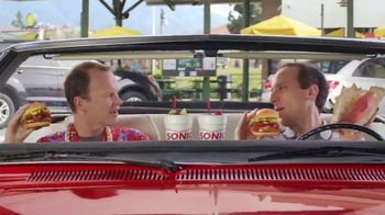 Sonic Drive-In King's Hawaiian Clubs TV Spot, 'Conch' - Thumbnail 7