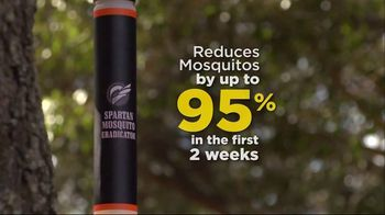 Spartan Mosquito Eradicator TV Spot, 'Ruthless Hunters' - Thumbnail 5