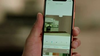 Sherwin-Williams ColorSnap Visualizer App TV Spot, 'Food Network: Cooking Show Colors' - Thumbnail 3