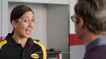 Midas TV Spot, 'King for a Day: Tire Rotation With an Oil Change' - Thumbnail 1
