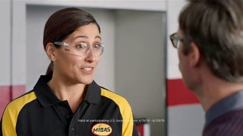 Midas TV Spot, 'King for a Day: Tire Rotation With an Oil Change' - Thumbnail 2