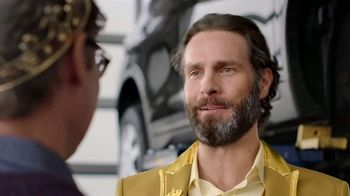 Midas TV Spot, 'King for a Day: Tire Rotation With an Oil Change' - Thumbnail 7