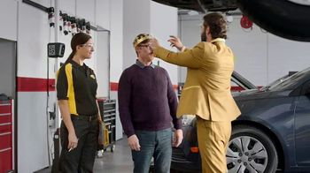 Midas TV Spot, 'King for a Day: Tire Rotation With an Oil Change' - Thumbnail 8