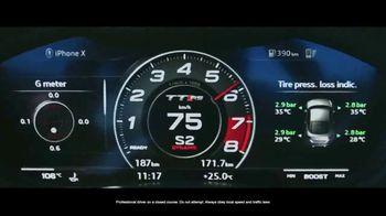 Audi TT RS TV Spot, 'Built for the Road' [T1] - Thumbnail 2