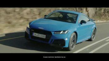 Audi TT RS TV Spot, 'Built for the Road' [T1] - Thumbnail 4