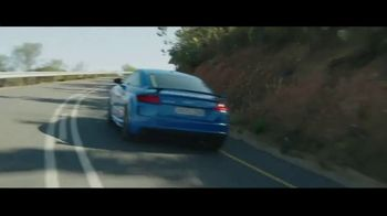 Audi TT RS TV Spot, 'Built for the Road' [T1] - Thumbnail 5