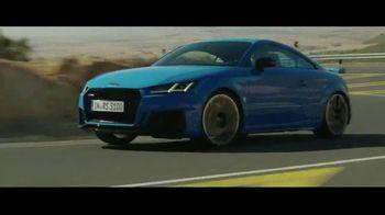 Audi TT RS TV Spot, 'Built for the Road' [T1] - Thumbnail 7