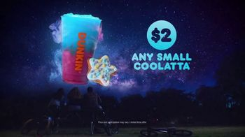 Dunkin' Donuts Cosmic Coolatta TV Spot, 'Space Out' - Thumbnail 6