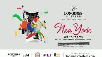 2019 Longines Masters TV Spot, 'Enjoy the Ride' - Thumbnail 8