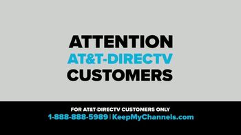 A&E Networks TV Spot, 'Keep My Channels: History Channel' - Thumbnail 1