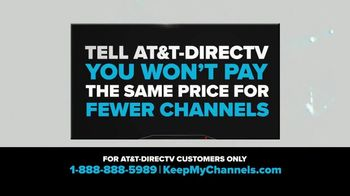 A&E Networks TV Spot, 'Keep My Channels: History Channel' - Thumbnail 6