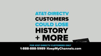 A&E Networks TV Spot, 'Keep My Channels: History Channel' - Thumbnail 4