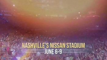 2019 CMA Fest TV Spot, 'Nashville Heats Up' Song by Keith Urban - Thumbnail 2