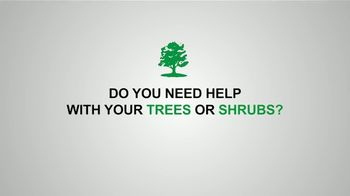 Davey Tree Expert Company TV Spot, 'Trees or Shrubs' - Thumbnail 1