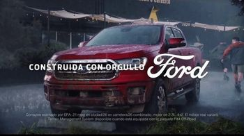 2019 Ford Ranger TV Spot, 'Aquí viene' [Spanish] [T1] - Thumbnail 10