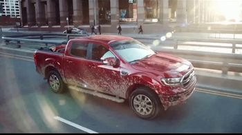 2019 Ford Ranger TV Spot, 'Aquí viene' [Spanish] [T1] - Thumbnail 2