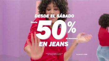 Old Navy High-Rise Rockstar TV Spot, 'Dile hola a los jeans de cintura alta' canción de Janelle Monáe [Spanish] - Thumbnail 6