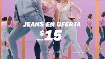 Old Navy High-Rise Rockstar TV Spot, 'Dile hola a los jeans de cintura alta' canción de Janelle Monáe [Spanish] - Thumbnail 8