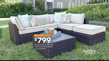 Ashley HomeStore Lowest Prices of the Season TV Spot, 'Camas, sofás y reclinables' canción de Midnight Riot [Spanish] - Thumbnail 7