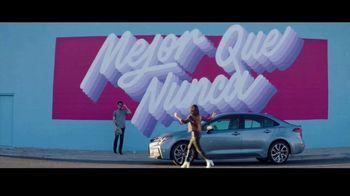 Toyota Corolla TV Spot, 'Mejor que nunca' con Lali Espósito [Spanish] [T1] - Thumbnail 10