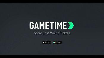Gametime TV Spot, 'Good Seats' - Thumbnail 10