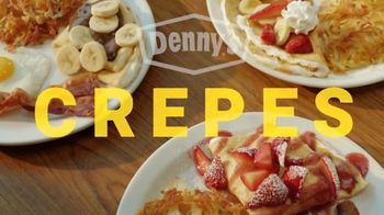 Denny's Crepes TV Spot, 'New Tradition' - 4006 commercial airings