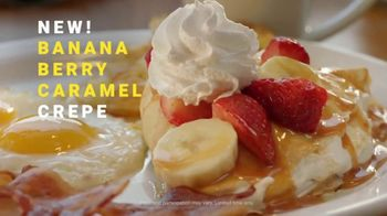 Denny's Crepes TV Spot, 'New Tradition' - Thumbnail 4