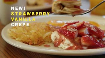 Denny's Crepes TV Spot, 'New Tradition' - Thumbnail 7