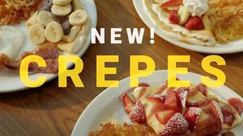 Denny's Crepes TV Spot, 'New Tradition' - Thumbnail 8